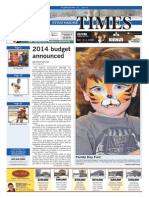 February 21, 2014 Strathmore Times