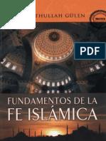 Fundamentos de La Fe Islamica_m. Fethullah Gulen