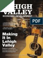 Lehigh Valley Economic Development 2014