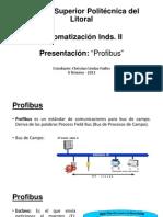 Profibus - Lindao (Auto II)