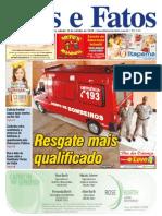 Jornal Atos e Fatos - Ed. 644 - 10-10-2009