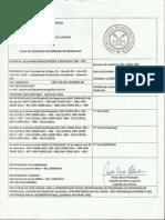 Ficha de Cadastro de Empresa de Mergulho 2013.2014