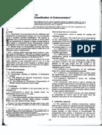 E83 ASTM Extensometer Calibration