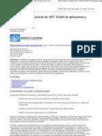 diseño de aplicaciones - Arquitectura de aplicaciones de .NET_ Diseño de aplicaciones y servicios