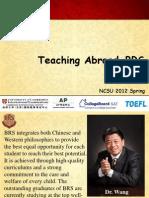 international education- brs