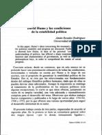 TOP19 Rosales Hume Estabilidad Politica