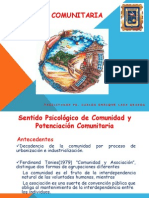 UnidadI_Ps Comunitaria_Sentido Psicológico(2)