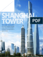 Shanghai Tower 12-22-2010