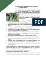 REPERCUSIONES POLÍTICAS