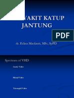 Penyakit Katup Jantung-kuliah Dr Erlina