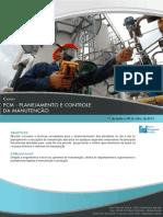 Pcm - Planejamento e Controle Da Manutenção