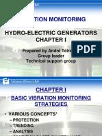 Vibration Monitoring Advanced - Chapter i - Basic Vibration Monitoring Strategies