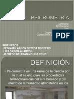PSICROMETRÍA
