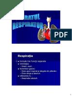 Aparatul Respirator - Prezentare