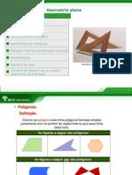 Abril -Matemática - Geometria plana - 1ª série - 2010