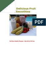 200 Delicious Smoothie Recipes