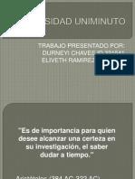 Diapositivas Investigacion