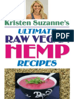 Ultimate Raw Vegan Hemp Recipes