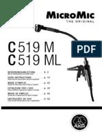 c519 Manual