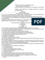LEI COMPLEMENTAR Nº 840 - Estatuto do Servidor(1)