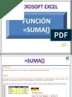 Funcion Suma