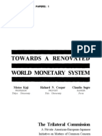 Towards a Renovated World Monetary System
