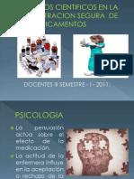 Principios Cientificos en La Administracion de Medicamentos 2