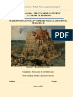 Cuaderno de Filosofia II 2014 Completo