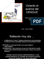 DENGUE Para Cel Salud 2009