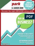 Asia Careerbook Business Digitalt