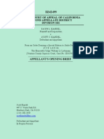 B242499 -- Anti-SLAPP Appellant's Opening Brief (AOB)  -- Scott C Kandel -- Final