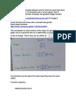 CalculusOne Week 1