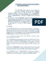 INSTRUMENTO PARTICULAR DE CESSÃO DE POSSE E DE BENFEITORIAS Roberta Augusta