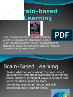 Brain Based Learning Powerpoint Tammy
