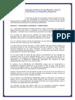 Convenio Temporario Bolivia - Argentina