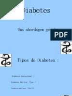 Apresentação Diabetes