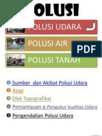 Bab III-1 Pencemaran Udara