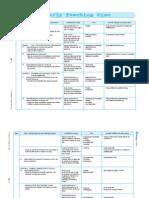 2014 Yearly Teaching Plan Bio