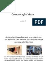 Comunicação Visual - aula 2