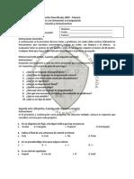 Evaluacion de Recuperacion Laboratorio I