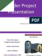 Reader Project Presentation 2