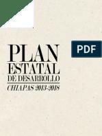 Programa Estatal de Desarrollo