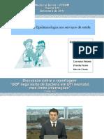 MS2 Médico e vigilancia em saúde