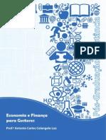 economia e finanças para gestores