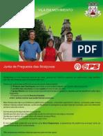 PS - Programa da j Freguesia de Alcáçovas