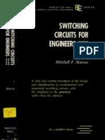 Markus SwitchingCircuitsForEngineers Text