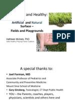 Bad for u Fake Grass Presentation Kathy_MCCPTA3!29!2011_Artificial_turf_MSSM_base2aja-Kmm