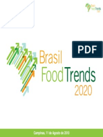 Novas Tecnologias Para Conservacao de Alimentos - Food Trends +
