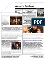 SF Stake Public Affairs Newsletter for February (Spanish)