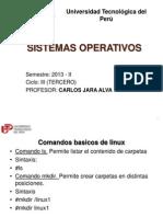 Semana11 Sistemas Operativos 2013 II